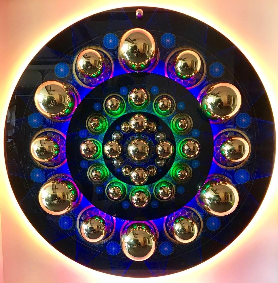Energetic healing met Licht-vortex én Nexus Infinity